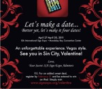 Creative email campaign - Valentine's Day